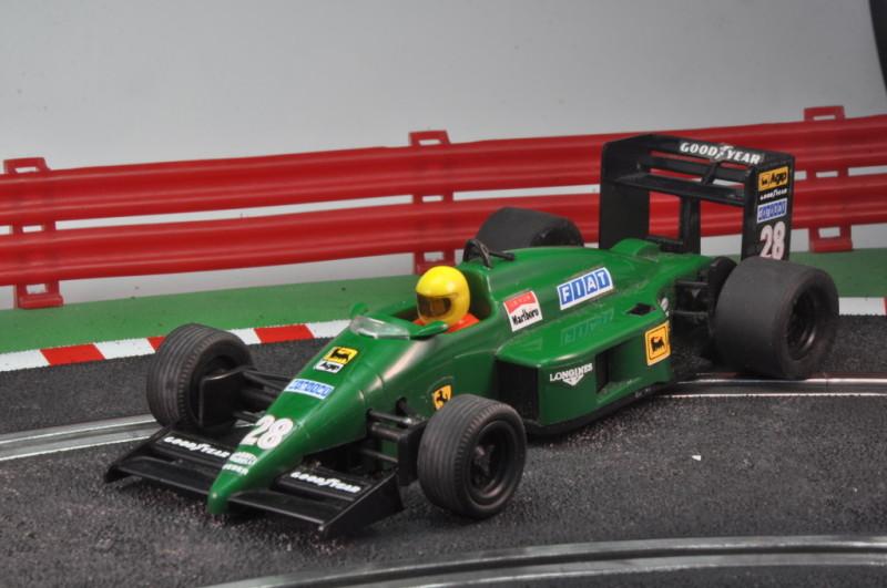 Slot Scalextric Ferrari Pegaso Msslot Ferrari Formula